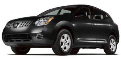 2010 Nissan Rogue SL (Silver Ice Metallic)
