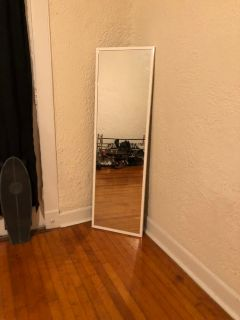 Body length mirror
