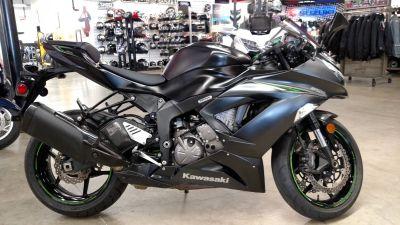 2016 Kawasaki Ninja ZX-6R SuperSport Motorcycles Fremont, CA