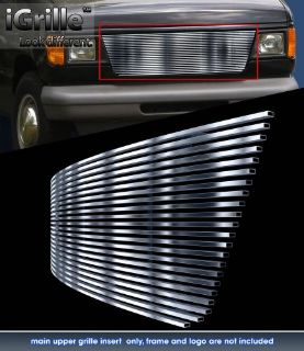 Purchase *NEW* Billet Grilles 304 Stainless Steel 1992-2006 Ford Econoline Van motorcycle in Ontario, California, United States