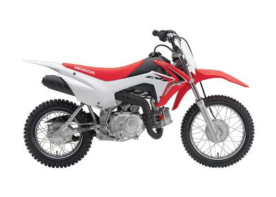 2018 Honda CRF110F Competition/Off Road Motorcycles Bennington, VT