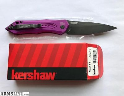 For Sale: Kershaw Launch 6