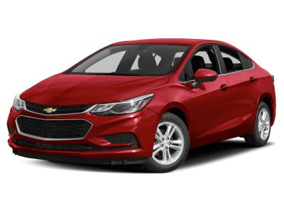 2018 Chevrolet Cruze LT (Silver Ice Metallic)