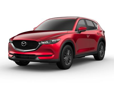 2019 Mazda CX-5 Sport (Red Crystal)