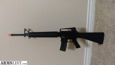 For Sale: AR-15 pellet gun