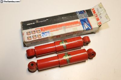 NOS boxed Koni rear shocks - beetle & bus rear