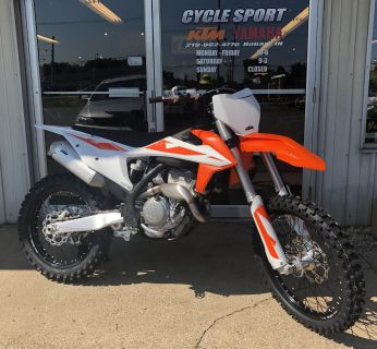 2019 KTM 250 SX-F Motocross Motorcycles Hobart, IN