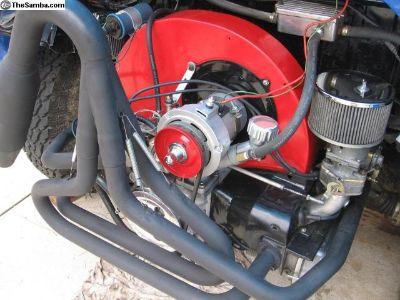 2021cc Hipo VW Engine