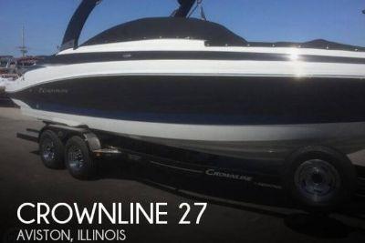 2017 Crownline 275 SS