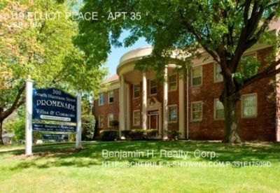 LOVELY RNVD APT IN AN EYE-CATCHING QUIET NEIGHBORHOOD NEARBY SETON HALL!!!