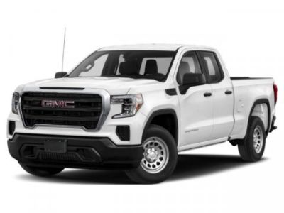 2019 GMC Sierra 1500 SLE (Summit White)