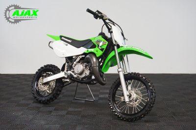 2018 Kawasaki KX 65 Motocross Motorcycles Oklahoma City, OK