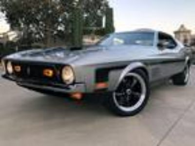 1971 Ford Mustang Mach 1 Fastback 351 Cleveland