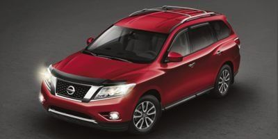 2014 Nissan Pathfinder S (Not Given)