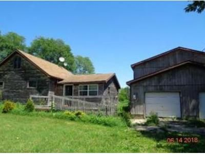 3 Bed 1 Bath Foreclosure Property in Sherman, NY 14781 - Mina French Creek Rd