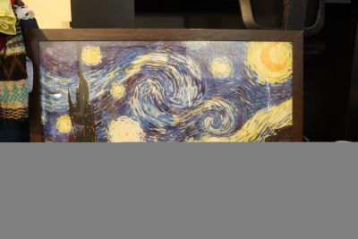 Starry Night Framed Picture