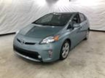 2013 Toyota Prius Hybrid FIVE Leather P. Seat Navigation Camera LED Headligh...