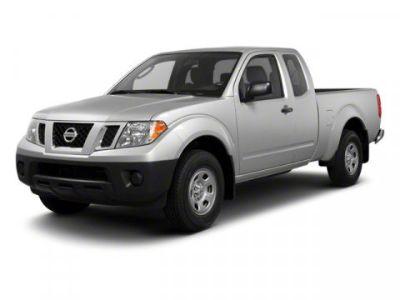 2012 Nissan Frontier SE V6 (Metallic Blue)