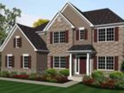 The Lincoln Vintage by Keystone Custom Homes: Plan to be Built