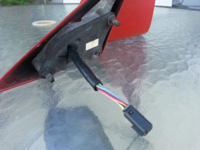 Sell 1999 PONTIAC FIREBIRD PASSENGER SIDE RIGHT R POWER DOOR MIRROR motorcycle in Milwaukee, Wisconsin, US, for US $59.99