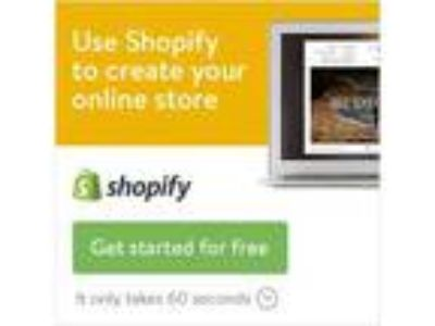 Create Your Own Online Store (free 14 day trial)