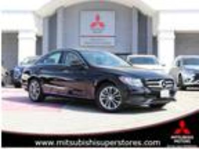 Used 2016 Mercedes-Benz C-Class Black, 38.2K miles