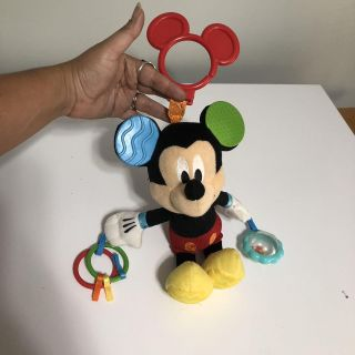 Mickey Mouse rattle