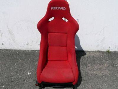 Find Recaro Pole Position racing seat Clean Red Fitted on E46 BMW 2001-2006 motorcycle in Gardena, California, United States, for US $799.99