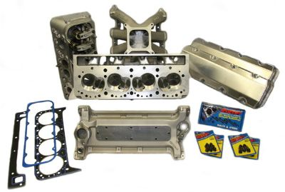 M&M SB2.2 DRAG RACE CYLINDER HEAD KIT