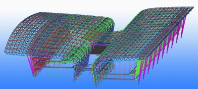 Structural Steel Design - Silicon Consultant USA