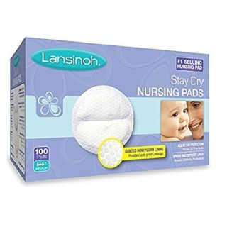 Lansinoh breast pads 100 count