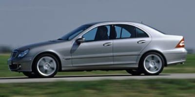 2006 Mercedes-Benz C-Class C230 (White)