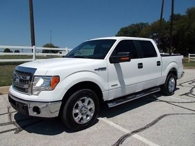 2014 Ford F-150 2WD SuperCrew XLT ECOBOOST