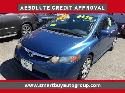 2008 Honda Civic LX Sedan 4D