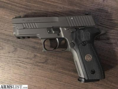 For Sale/Trade: Sig Sauer P229 Legion 9mm