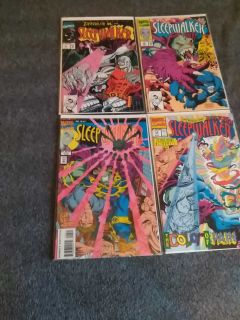 Sleepwalker comics $1 each