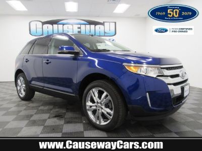 2014 Ford Edge Limited (Blue)