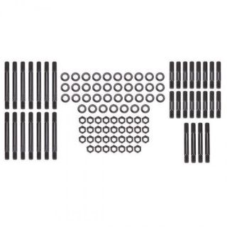 Sell Milodon 80124 - 12 pt. Head Stud Kit/ Black Oxide / BBC w/ Stock Heads motorcycle in Las Vegas, Nevada, United States, for US $243.95
