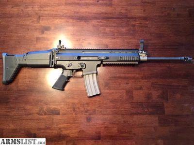 For Trade: FN Herstal SCAR 16S