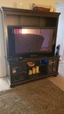 Expresso Entertainment Center/TV stand