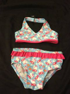Hello Kitty Swimsuit 4T