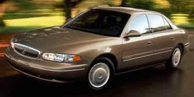 2002 Buick Century Custom (Sterling Silver Metallic)