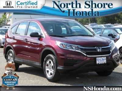 2015 Honda CR-V LX (Red)