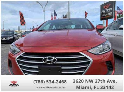Used 2018 Hyundai Elantra for sale