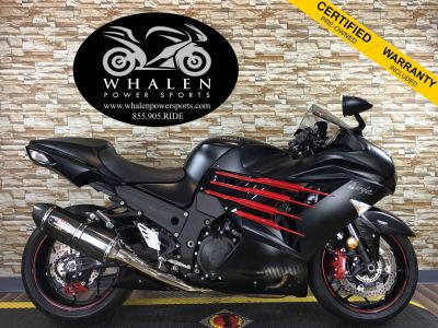 2014 Kawasaki Ninja ZX -14R ABS SuperSport Motorcycles Port Charlotte, FL