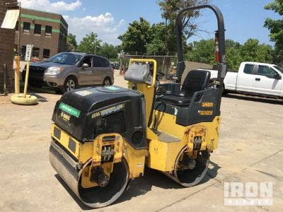 2014 (unverified) Bomag BW900-50 Vibratory Double Drum Roller