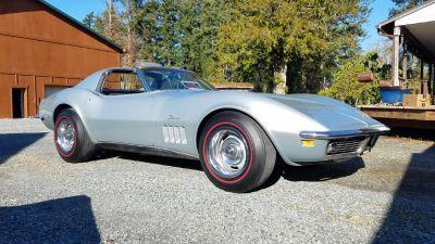 1969 Chevrolet Corvette C3 T-top
