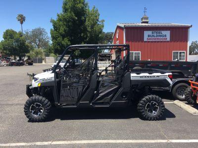 2019 Polaris Ranger Crew XP 1000 EPS Premium Utility SxS Paso Robles, CA