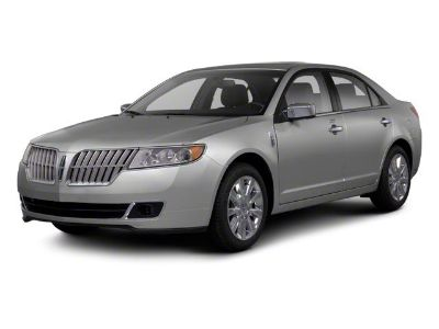 2010 Lincoln MKZ Base (White)