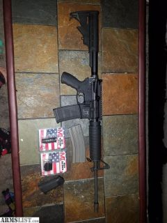 For Trade: del-ton sport ar-15